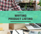 Guide to writing Product listing